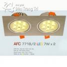 Đèn Mắt Ếch Led AFC 771B-2 7Wx2