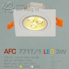 Đèn Mắt Ếch Led AFC 771T-1 3W Ø70
