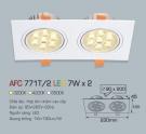 Đèn Mắt Ếch LED 7Wx2 AFC 771T-2