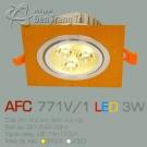 Đèn Mắt Ếch Led AFC 771V-1 3W Ø70