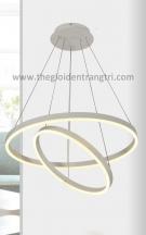 Đèn Thả LED Nghệ Thuật LK@4.ALED129 Ø400