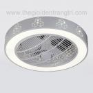 Đèn Quạt Áp Trần LED LK@4.AQ003 Ø600