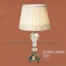 Đèn Bàn Thân Pha Lê EU-B082