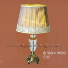 Đèn Bàn Thân Pha Lê EU-B083