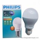 Bóng LED Bulb Essential Philips 5W
