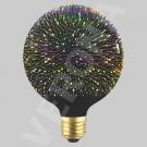Bóng LED Edison G125-3D