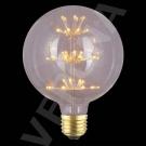 Bóng LED Edison Pháo Hoa G125-CT