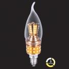 Bóng Nến LED Đổi Màu 10W