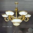 Đèn Chùm Cổ Điển C7788-6 Ø750