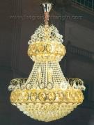 Đèn Chùm Pha Lê CFL A11 Ø800