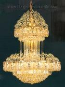 Đèn Chùm Pha Lê Led CFL A76 Ø950