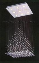 Đèn Thả Pha Lê CFL A83 Ø600xH1200
