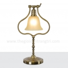Đèn Bàn UDB604 Thân Vàng