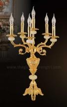 Đèn Đồng Để Bàn Cao Cấp UDBD006-6