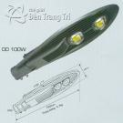 Đèn Pha LED Sân Vườn DDB 100W