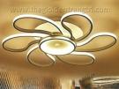 Đèn Áp Trần LED Nghệ Thuật SUN049 Ø700