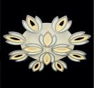 Đèn Áp Trần LED UCY093-12 Ø930
