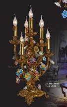 Đèn Bàn Đúc Đồng Nghệ Thuật VIR245