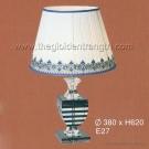 Đèn Bàn Thân Pha Lê EB084