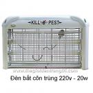 Đèn Diệt Côn Trùng Kill Pest 20W