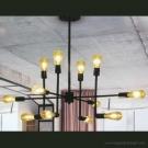 Đèn Chùm Nghệ Thuật LH-THCN151 Ø800