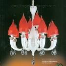 Đèn Chùm Châu Âu KD188 Ø800