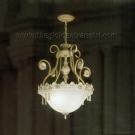 Đèn Thả Cổ Điển C7155 Ø400