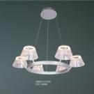 Đèn Chùm LED AU-TLP18001C Ø600