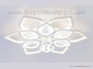 Đèn Áp Trần LED Nghệ Thuật SUN051 Ø800