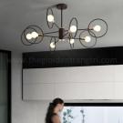 Đèn Chùm Nghệ Thuật LH-THCN60 Ø900