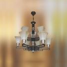 Đèn Chùm Nghệ Thuật TP80532 Ø700