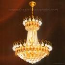 Đèn Chùm Pha Lê CFL-A43 Ø650