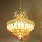 Đèn Chùm Pha Lê CFL-A52 Ø460