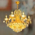 Đèn Chùm Pha Lê CFL-A26 Ø600