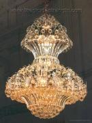 Đèn Chùm Pha Lê CFL A75 Ø800