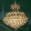 Đèn Chùm Pha Lê CM141 Ø600