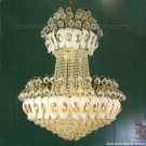 Đèn Chùm Pha Lê CM154 Ø800