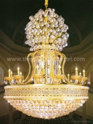 Đèn Chùm Pha Lê LED UCFL9903 Ø1000