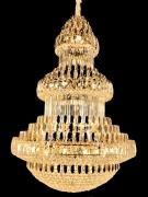 Đèn Chùm Pha Lê LH-CNQT180 Ø1500