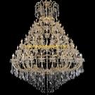 Đèn Chùm Pha Lê Nến CNQT177-112 Φ2000
