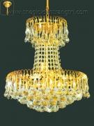 Đèn Chùm Pha Lê NLNC016 Ø500