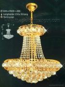 Đèn Chùm Pha Lê NLNC018 Ø600
