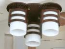 Đèn Mâm Áp Trần Gỗ VM301