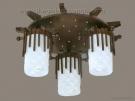 Đèn Mâm Gỗ LED VM300