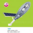 Đèn Đường LED Năng Lượng Mặt Trời UNL03 100W