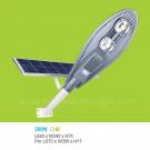 Đèn Đường LED Năng Lượng Mặt Trời UNL04 200W