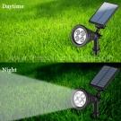 Đèn Ghim Cỏ Năng Lượng Mặt Trời LH-GCSL01