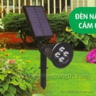 Đèn Ghim Cỏ Solar LED 4W NVT205