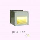 Đèn Led 3W Âm Bậc Cầu Thang ECN58