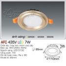 Đèn Led Âm Trần AFC 435V 7W Φ85